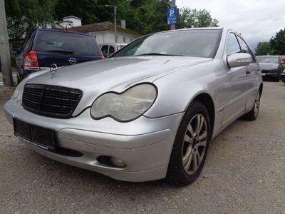 gebraucht Mercedes C220 Avantgarde CDI AUTOMATIK NAVI NEUES PICKERL