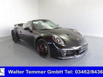 gebraucht Porsche 911 Carrera 4 Cabriolet GTS Cabrio PDK / Roadster,