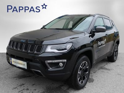 gebraucht Jeep Compass 1.3 PHEV AT 4xe Trailhawk