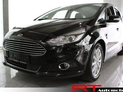 gebraucht Ford S-MAX Titanium 2.0 TDCi