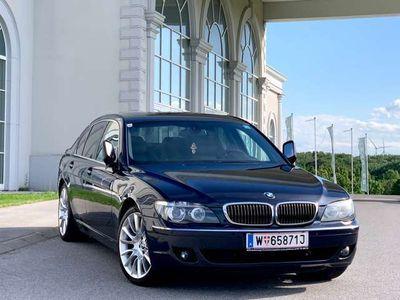 "gebraucht BMW 730 7er e66 ** 20"" Individual ** Nightvision **"