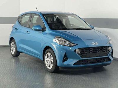 gebraucht Hyundai i10 LIFE PLUS RADIO KLIMA El.Paket BLUETOOTH DAB
