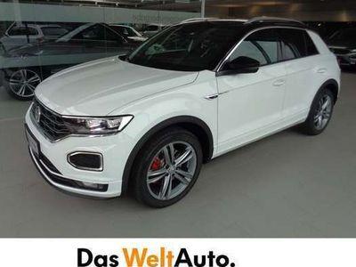 gebraucht VW T-Roc Sport TSI OPF 4MOTION DSG