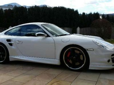 gebraucht Porsche 997 Techart Turbo 4 x 4