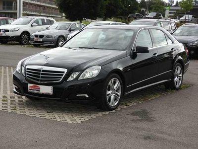 gebraucht Mercedes E200 Avantgarde BlueEfficiency CDI Aut. +Xenon+Leder