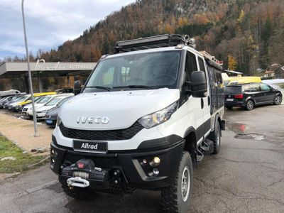 gebraucht Iveco Daily 4x4 Scam Offroad Umbau