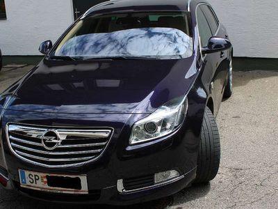 gebraucht Opel Insignia 2,0 CDTI Cosmo St mit OPC Line Kombi / Family Van