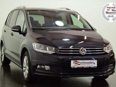 gebraucht VW Touran Comfortline 1,6 TDI / Service neu Kombi / Family Van