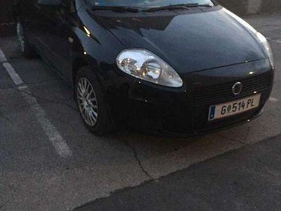 gebraucht Fiat Grande Punto 1,2 Benzin Stadtauto Klein-/ Kompaktwagen