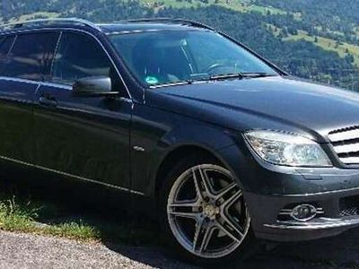 gebraucht Mercedes C350 T Avantgarde Aut.