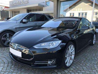 gebraucht Tesla Model S 85D inkl. Garantieverlängerung