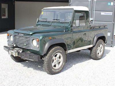 gebraucht Land Rover Defender 90 Td5 Pick Up