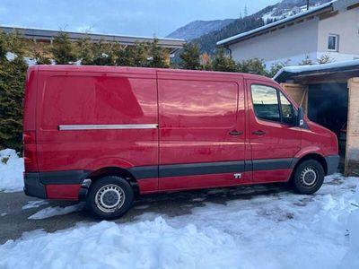 gebraucht VW Crafter 35 HR-Kombi 2-3-3 Entry MR 2,0 TDI