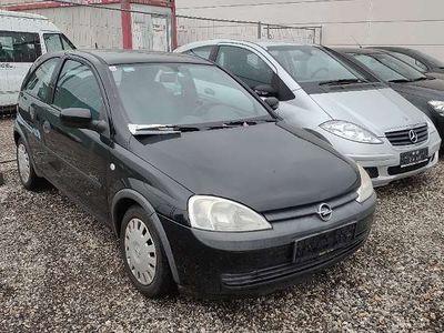 gebraucht Opel Corsa 1,7 DTi 16V Comfort Klein-/ Kompaktwagen