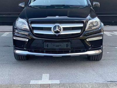 gebraucht Mercedes GL350 CDI SUV / Geländewagen