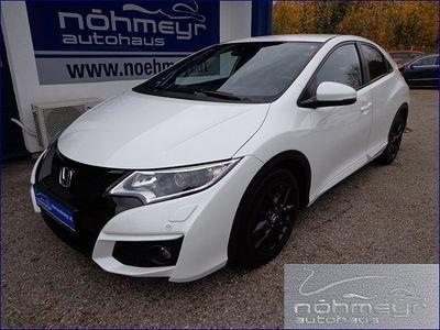 gebraucht Honda Civic 1,6i-DTEC Sport Edition***Navi*Top Service*** Spor