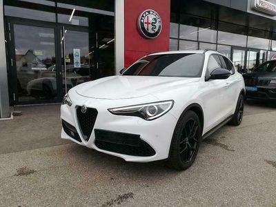 gebraucht Alfa Romeo Stelvio StelvioB-Tech 2,0 ATX AWD