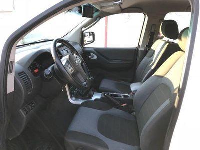 brugt Nissan Navara DOUBLE CAB4*4 **KLIMA**KAMERA**VOLL