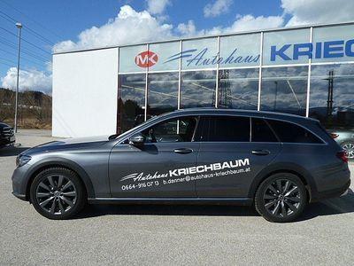 used Mercedes E220 E-KlasseT All-Terrain 4MATIC Aut./PAN-SD/MULTIB... Kombi / Family Van,