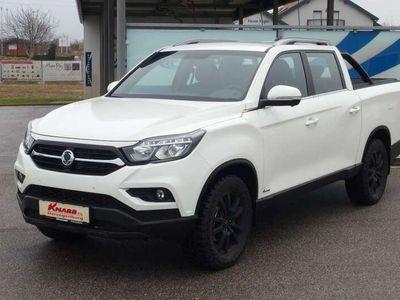 gebraucht Ssangyong Rexton Dream 2,2 4WD Aut.