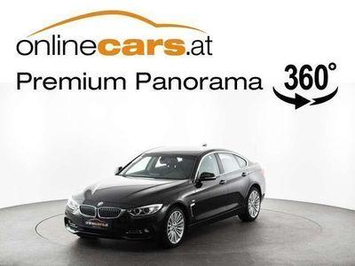 gebraucht BMW 420 Gran Coupé d xDrive Aut. Luxury Line Navi XENON