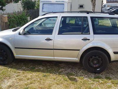 gebraucht VW Golf IV Variant GL Kombi / Family Van
