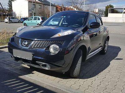 brugt Nissan Juke 1,6 DIG-T Tekna Automatik Allrad SUV / Geländewagen,