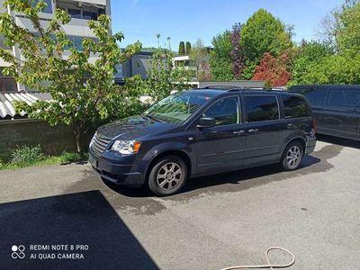 gebraucht Chrysler Grand Voyager Limited 2,8 CRD Aut.