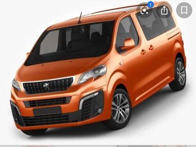 gebraucht Peugeot Traveller Allure L1 BlueHDI 180 S