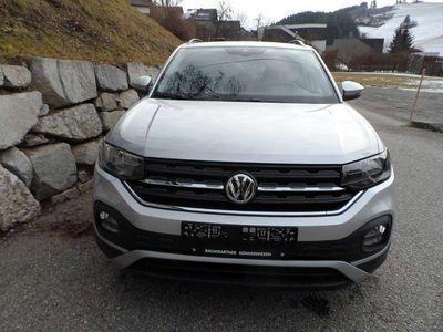 gebraucht VW T-Cross - 1,0 TSI Life SUV / Geländewagen