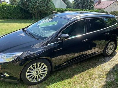 gebraucht Ford Focus 2,0 TDCi Kombi / Family Van