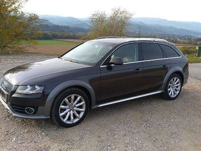 gebraucht Audi A4 Allroad Quattro 3,0 Tdi Kombi / Family Van