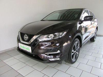 gebraucht Nissan Qashqai 1,7 dCi ALL-MODE 4x4i N-Connecta Xtronic Aut.