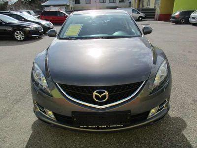 gebraucht Mazda 6 Sport 1,8i Jubiläums Edition 1.BESITZ Limousine