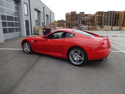 gebraucht Ferrari 599 599GTB Sportwagen / Coupé