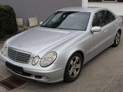 gebraucht Mercedes E270 E-KlasseClassic CDI Limousine