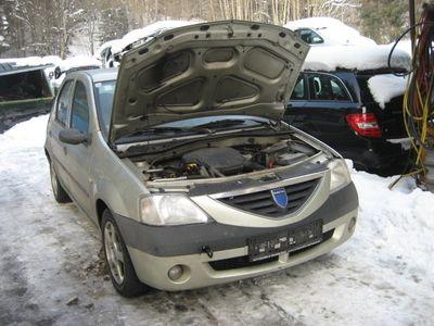 gebraucht Dacia Logan SD
