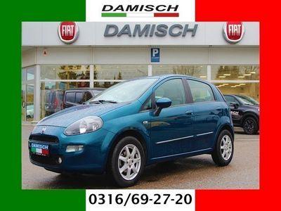 gebraucht Fiat Punto 1,4 75 Easy Dualogic
