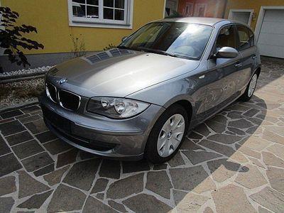 gebraucht BMW 118 1er-Reihe d Limousine,