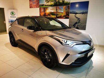 gebraucht Toyota C-HR 1,8 Hybrid C-ULT CVT