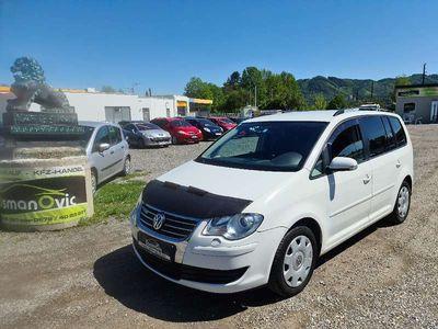 gebraucht VW Touran Conceptline BMT 1,9 TDI DPF Kombi / Family Van