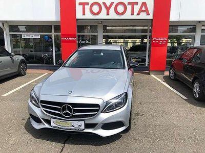 gebraucht Mercedes C200 C-Klassed T*LED*Navi*Freisprech*Tempo Kombi / Family Van