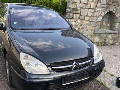 brugt Citroën C5 Exclusic 2,2 Aut. Limousine,