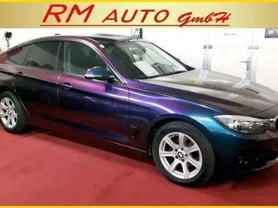 gebraucht BMW 320 Gran Turismo 3er-Reihe d FLIP FLOP Line Aut.* MEGA OPTIK ** Limousine
