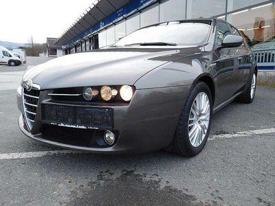 gebraucht Alfa Romeo 159 159 AlfaSW 2,0 JTDM Distinctive Kombi / Family Van,