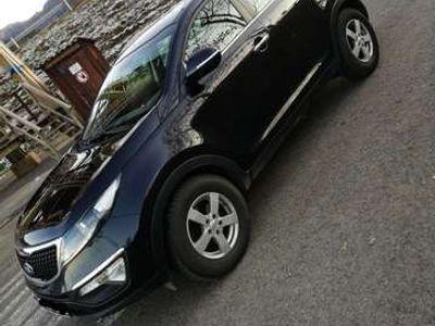 gebraucht Kia Sportage Gold 1,7 CRDi 2WD