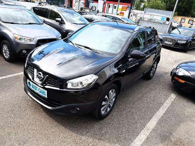 gebraucht Nissan Qashqai 1,6 dCi Tekna,SURROUND VIEW*PANORAMA*LEDER*NAVI*GARANTIE SUV / Geländewagen,