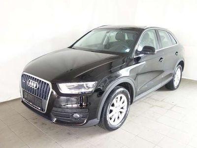 gebraucht Audi Q3 2.0 TDI quattro daylight