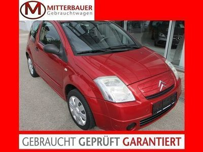 gebraucht Citroën C2 1,1i First