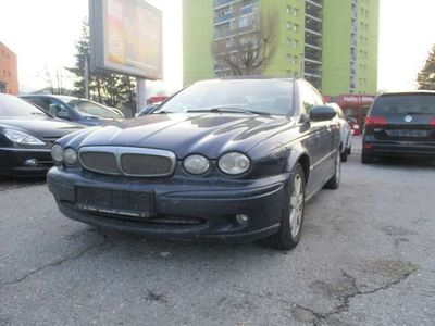 gebraucht Jaguar X-type 2,2 Executive Ds.